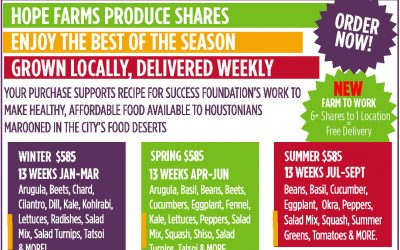Order Your Farm Share